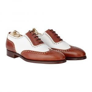new lingwood co respondent brogue shoes