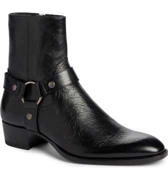 saint laurent wyatt boot