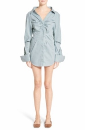 jacquemus beauduc shirtdress
